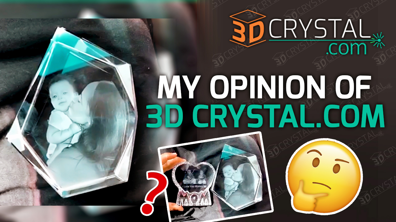 """""""My opinion on 3DCrystal.com"""""""