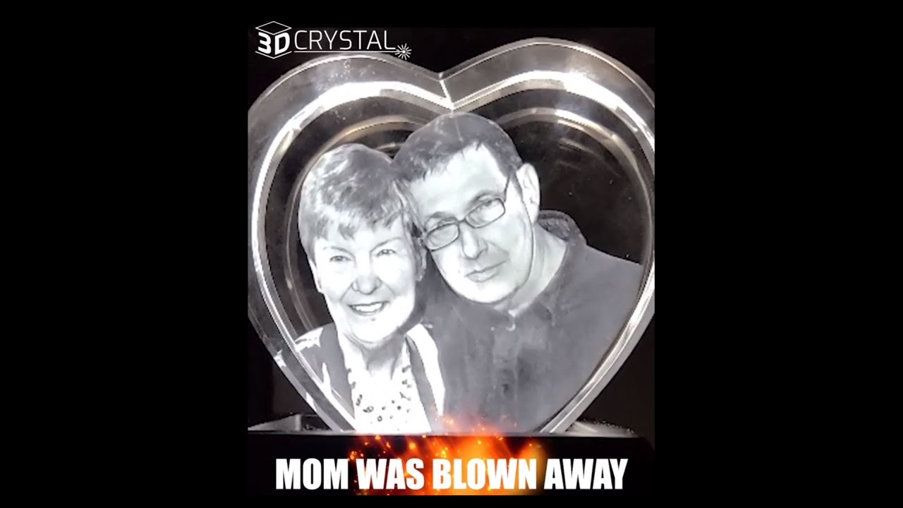 Mom was blown away!