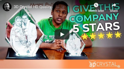"""I Give this company 5 STARS"""