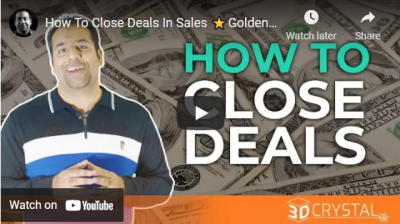 How To Close Deals In Sales ⭐Golden⭐