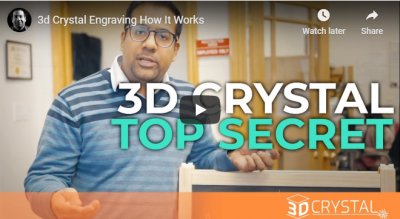 3d Crystal Engraving How It Works