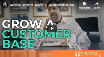 Winning Customer Loyalty ⭐Two moments of truth⭐