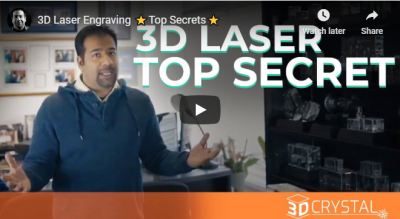 3D Laser Engraving ⭐Top Secrets⭐