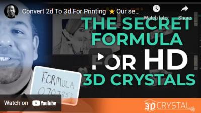 Convert 2d To 3d For Printing ⭐Our secret formula⭐