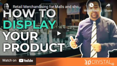 Retail Merchandising for Malls and shops