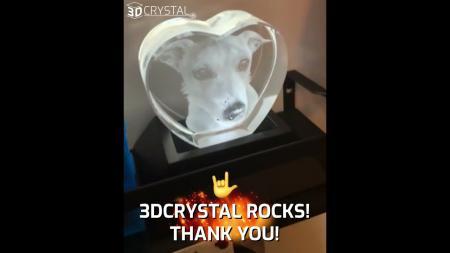 3D Crystal Rocks