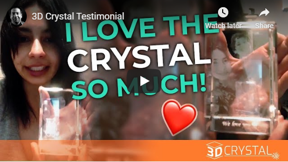 """""""I love the CRYSTAL so much!"""""""