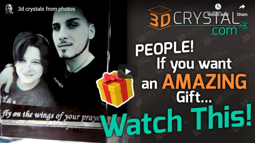 """""""If you want an AMAZING gift... Watch this!"""""""