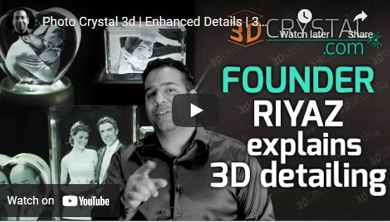 Photo Crystal 3d | Enhanced Details