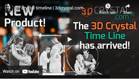 3d crystal timeline