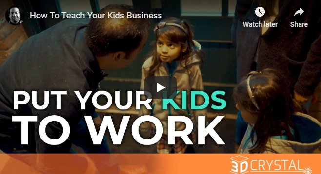 How To Teach Your Kids Business